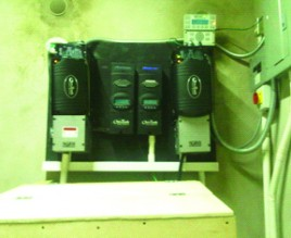 Twin inverter System